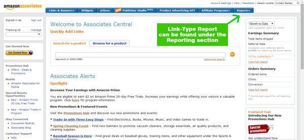 amazon affiliate tips